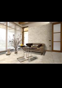 Spatolato Beige / Listello Spatolato<br />Floor - Art. 1035<br />Wall - Art. 3023