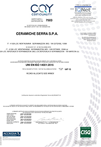 ISO 14001 (1/3)