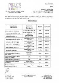 17X62 - Caratteristiche Tecniche EN 14411/ISO 13006-L - (2/3)