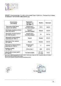 17X62 - Caratteristiche Tecniche EN 14411/ISO 13006-L - (3/3)