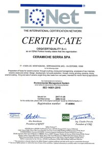 ISO 14001 (2/2)