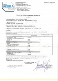 D.o.P. code 30307 FR