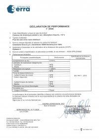 D.o.P. code 30608 FR