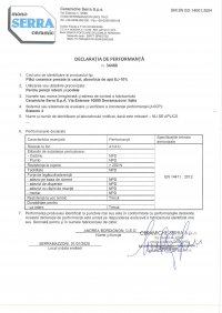 D.o.P. code 34488 RO