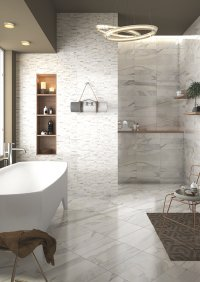 Harmony<br />Floor - Art. 7685<br />Mosaic - Art. 2078<br />Wall - Art. 7685